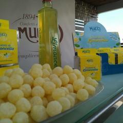 Cristalli di Limoncello ®, l'ultima novità della storica azienda dolciaria #MucciGiovannidal1894