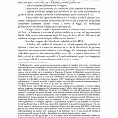 """Prof. Losappio: """"La cruna dell'ago delle Disposizioni Anticipate di Trattamento"""""""