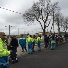 visita papa Francesco Puglia Federazione Misericordie