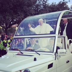 visita papa francesco San Giovanni Rotondo Miseircordie di Puglia