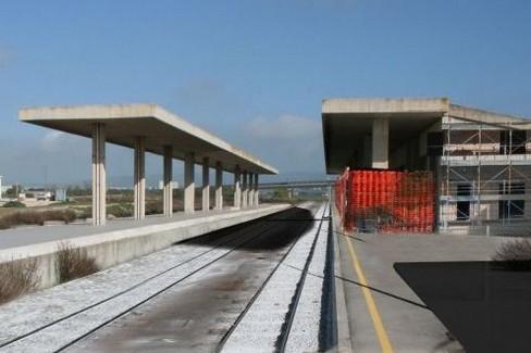 Collegamento ferroviario da Matera per via La Martella