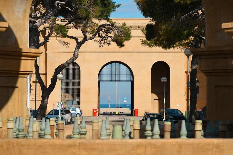 Arco Porta Monumentale