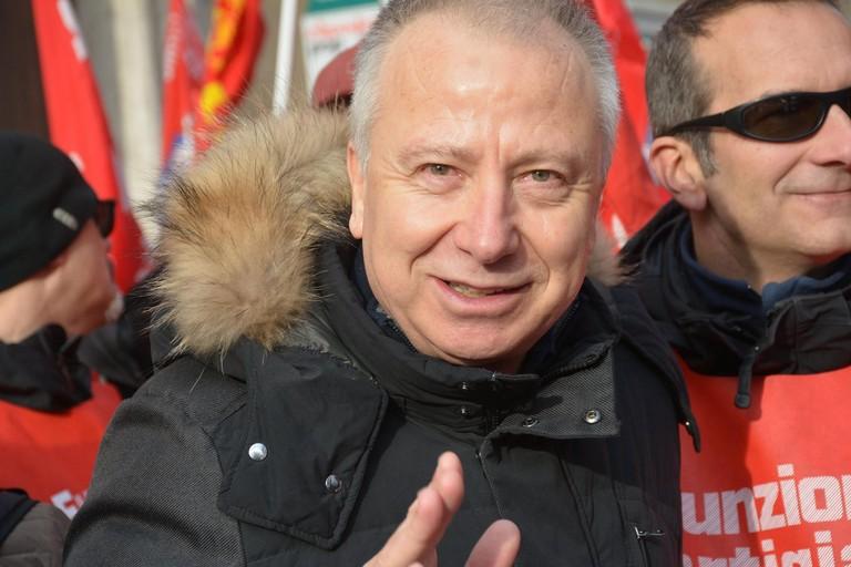 Biagio D'Alberto segretario generale Cgil Barletta-Andria-Trani