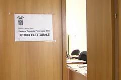 Elezioni provinciali: presentate le liste dei candidati al consiglio