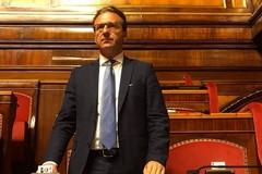 Il sen. Dario Damiani (FI) componente della Commissione per il controllo sugli enti di previdenza
