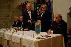 Passaggio di consegne al Lions Club Castel Del Monte Host