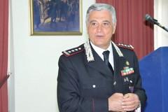 Il generale di corpo d'armata Vittorio Tomasone in visita ai Carabinieri di Andria, Spinazzola e Minervino Murge