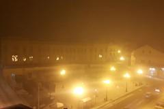 Neve su Spinazzola, domani scuole chiuse
