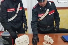 """Pasqua, arrestato ad Andria il """"pusher del muretto"""": controlli anche a Spinazzola"""