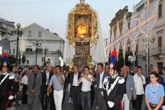 La Madonna del Bosco torna in paese