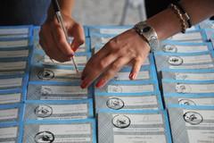 Elezioni politiche: alle urne il 69,65% degli aventi diritto