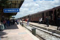 Una linea ferroviaria nazionale che tocchi Spinazzola nel segno di Matera 2019