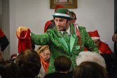 Despar celebra il Natale con i nonni