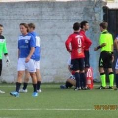 Sospeso il match tra Nuova Spinazzola - Città dei Fiori Terlizzi