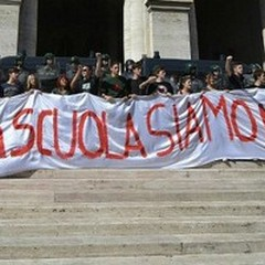 """Continuano le proteste contro la  """"Buona Scuola """""""