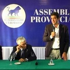 Conservatori e Riformisti, a Bisceglie la prima assemblea provinciale