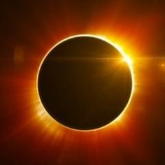Arriva l'eclissi e il sole diventa nero