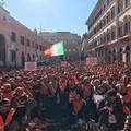 I gilet arancioni tornano vincenti da Roma