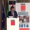 CGIL Puglia, Pino Gesmundo nominato nuovo segretario