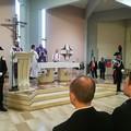 Alla parrocchia di S. Riccardo ad Andria il precetto pasquale dei Carabinieri della Bat