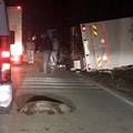 Ancora un grave incidente stradale a causa dei cinghiali
