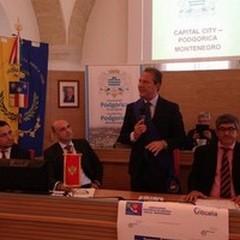 Interscambi commerciali Puglia-Montenegro, in Provincia incontro per le imprese