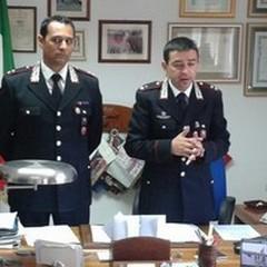 Carabinieri: cambio di guarda alla Compagnia di Andria