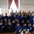 A scuola con i volontari della Protezione Civile