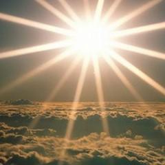 Bel tempo con sole splendente. Temperature oltre i 30°