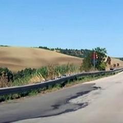 SP 230 (ex SP 97). Conca (M5S) scrive ai Prefetti di Bari e della BAT per denunciare la pericolosità della strada