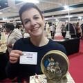 Il trionfo di Tiziana Profeta al Cake International di Londra