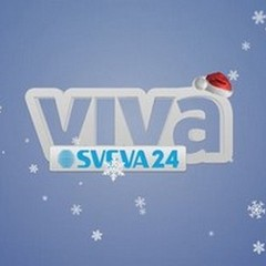 VivaSveva24 e SpinazzolaViva in una diverte clip d'auguri