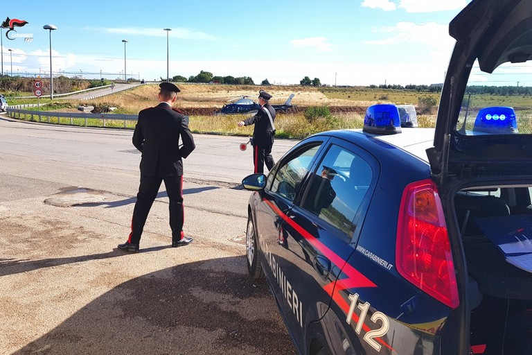 Minervino e Spinazzola, operazione periferie sicure: un arresto ed una denuncia