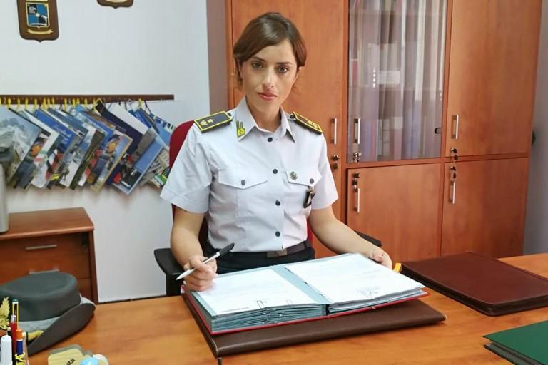Maggiore Doriana Dileo