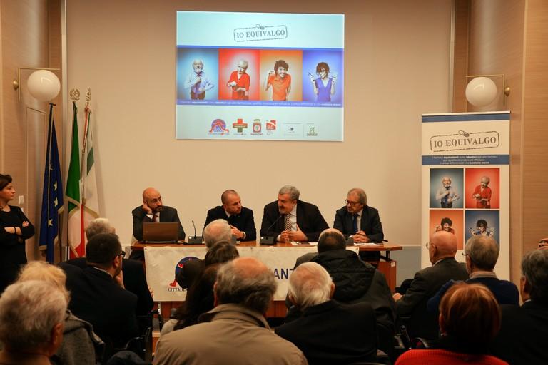 """La Puglia in partnership per la terza edizione della Campagna Nazionale """"Ioequivalgo"""""""