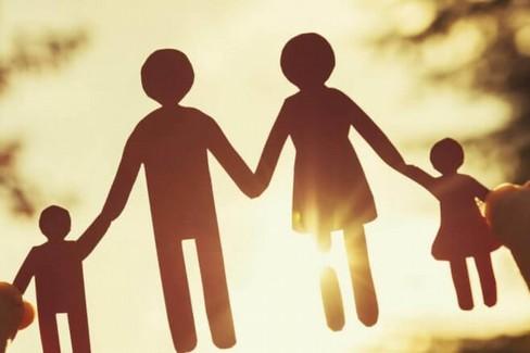 Genitori Famiglia. <span>Foto Saverio Costantino</span>