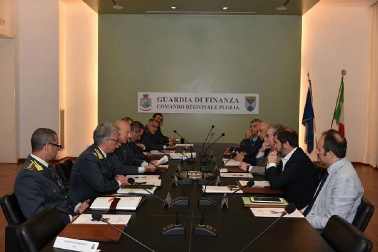accordo tra Comuni pugliesi, Guardia di Finanza e Agenzia delle Entrate