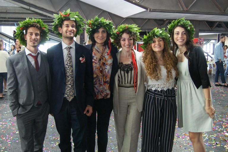 Al Politecnico di Bari una tesi di laurea sul centro storico di Spinazzola