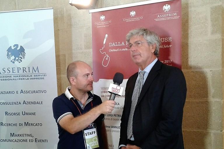L'intervista a Sandro Ambrosi