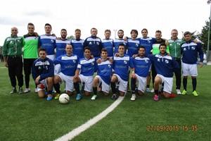 Nuova Spinazzola squadra 2015/2016