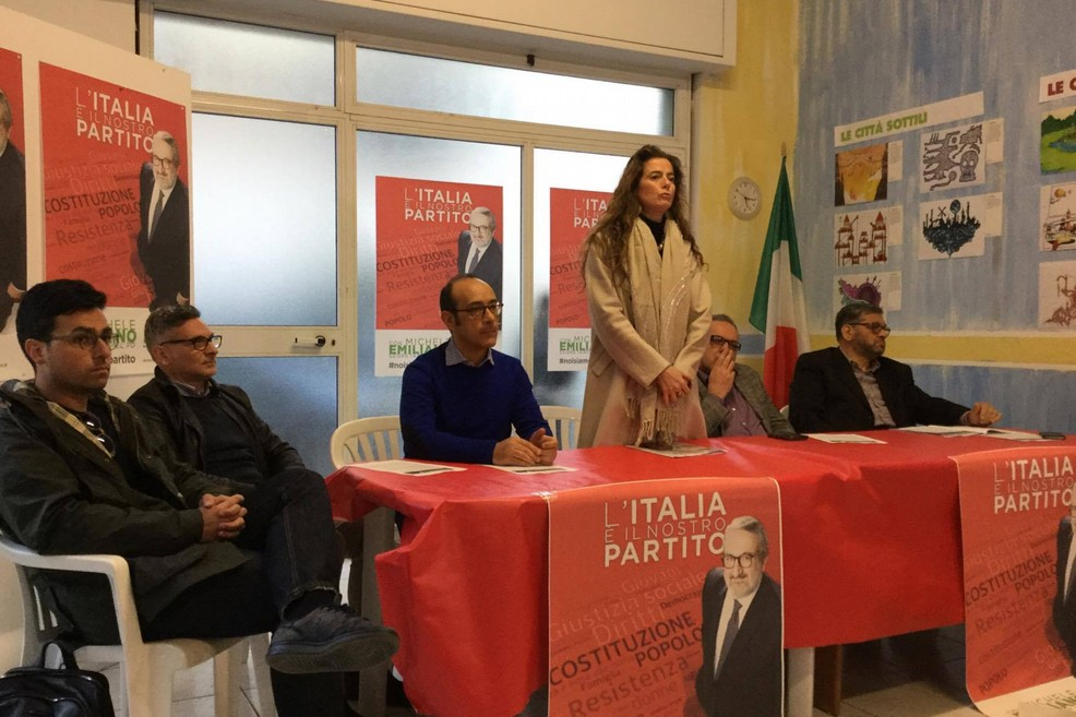 Pd, comitato Bat per Michele Emilaino