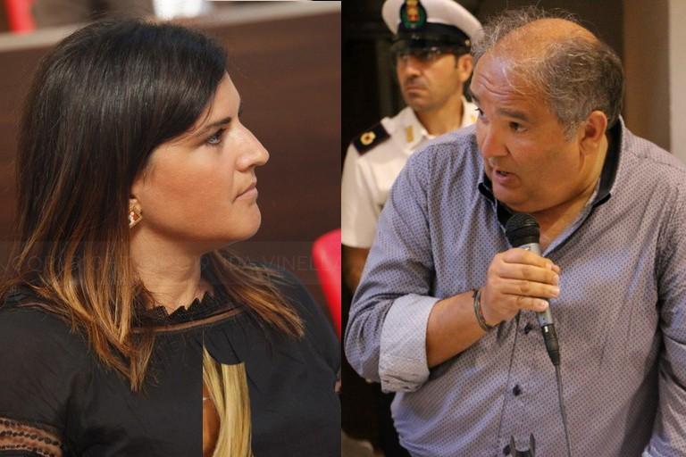 Pierpaolo Pedone e Rosa Cascella vice presidenti della Provincia