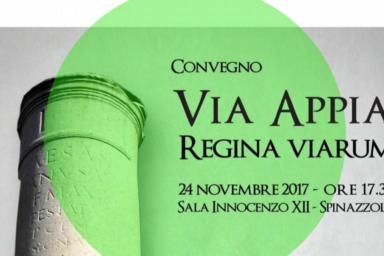 Via Appia-Regina Viarum