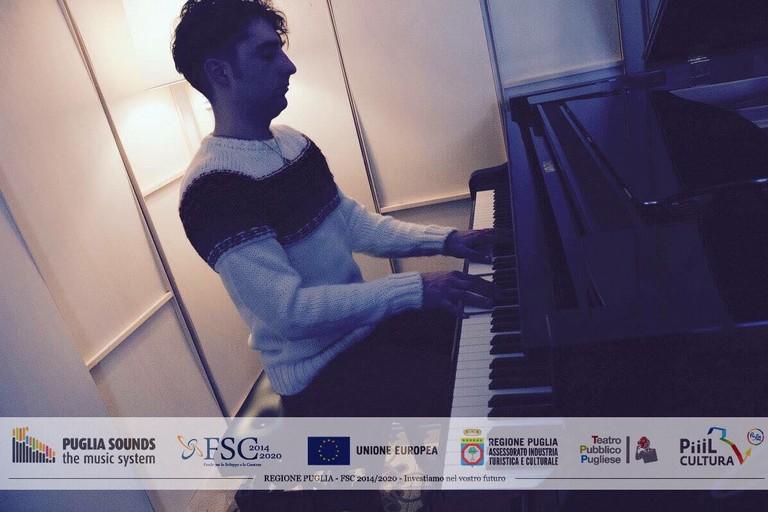 il pianista Vito Schiuma