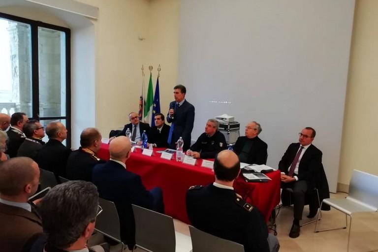 Convegno della Protezione Civile della Regione Puglia
