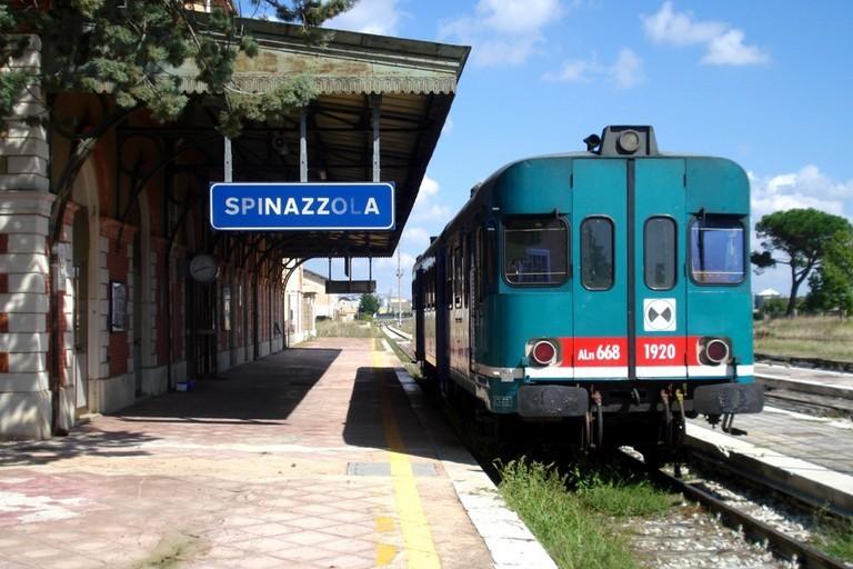 Stazione di Spinazzola