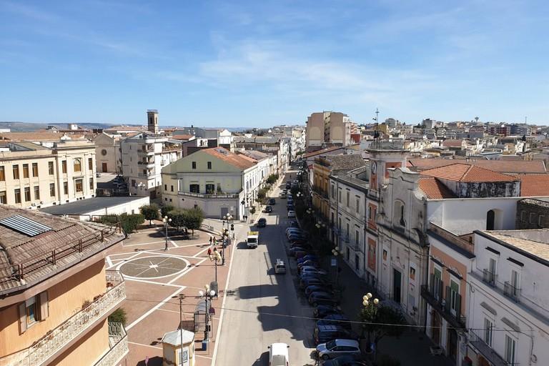 Spinazzola Piazza Plebiscito