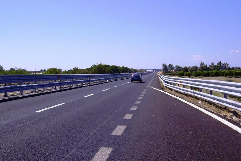 strada ANAS. <span>Foto Sito ANAS </span>