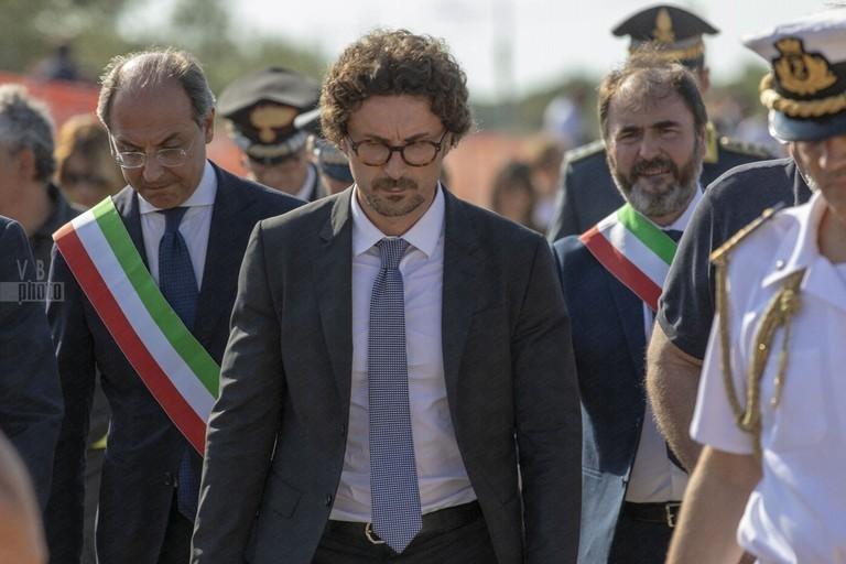 Ministro Danilo Toninelli