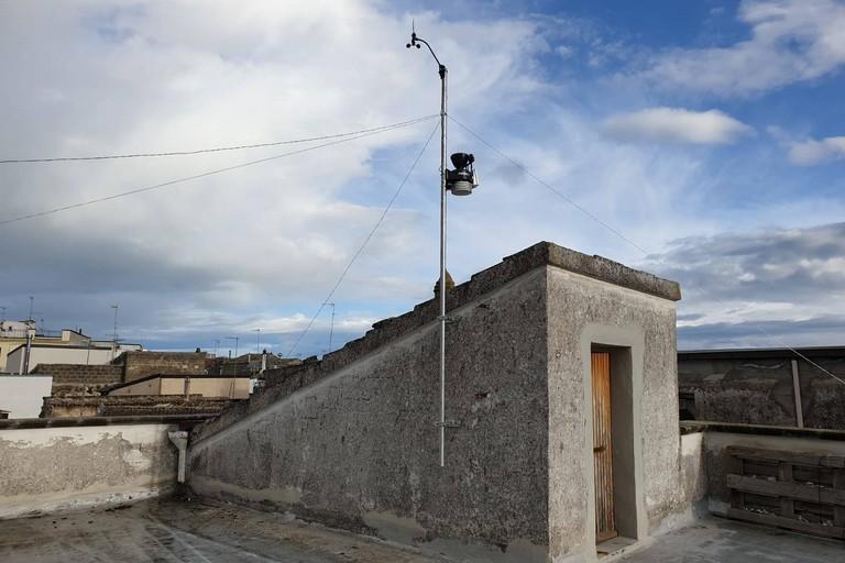A Spinazzola la prima stazione meteorologica del Parco dell'Alta Murgia